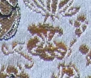 西陣金襴宝尽くし紋様 巾着