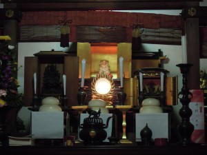 2013 京都 花灯路 三面大黒
