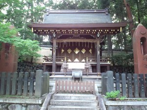 今宮神社 織姫神社