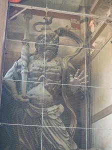 奈良 東大寺 木造金剛力士立像
