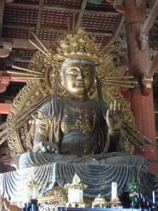 奈良 東大寺 虚空蔵菩薩像