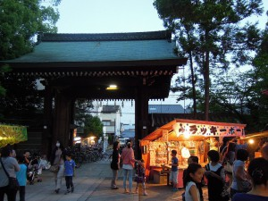 京都上御霊神社 御霊祭