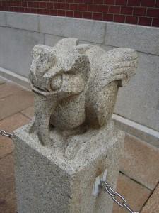 西本願寺 伝道院