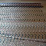 西陣織 全正絹 金襴 燕矢紋様