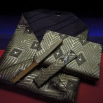 西陣織 金襴 正絹 菱繋ぎ紋様  茶道具初心者セット