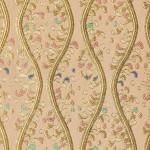 西陣織 金襴 立枠波頭紋様 大