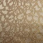 西陣織 金襴  細胞紋様