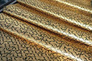 麻の葉紋様 Flax Ornament