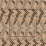 西陣織 金襴 燕矢紋様