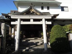 代々木 平田神社
