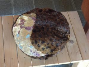 代々木 平田神社 金襴帽子