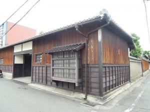 壬生寺 「前川邸」