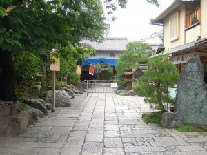 壬生寺 八木家