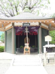 壬生寺 弁天堂