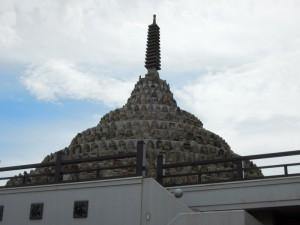 壬生寺千体仏塔