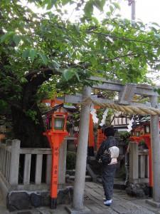 祇園辰巳神社