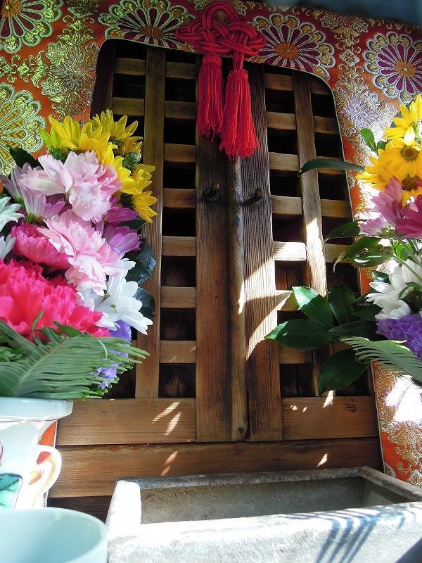 京都市上京区門跡町 腹帯地蔵尊~西陣金襴織屋の金襴探し ...