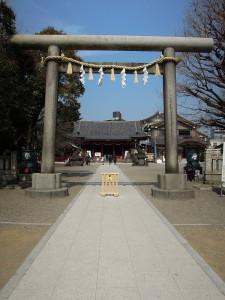金龍山浅草寺 浅草神社