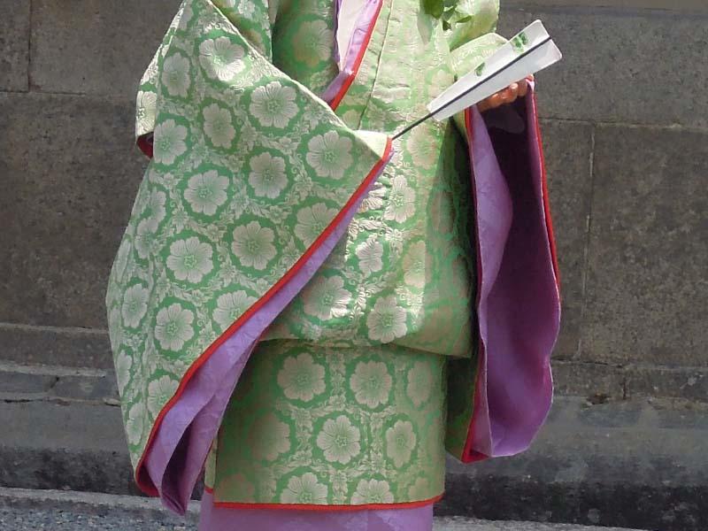 2013年 葵祭 女御装束