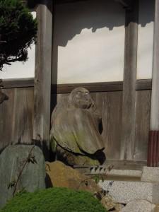 丹後半島 網野 浅茂川 石の可愛らしい正徳院