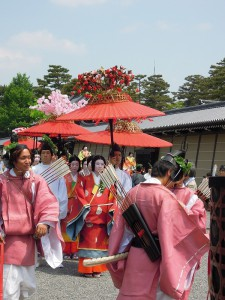 葵祭 2013 命婦(みょうぶ)