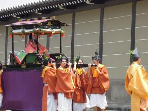 葵祭 2013 斎王代