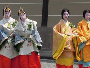 葵祭 2013 女嬬(にょじゅ)