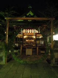 2014 夏越の祓え in 護王神社