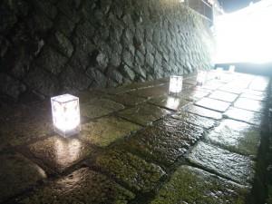 2014 京の七夕 in堀川 アイ工房さんのLED行灯
