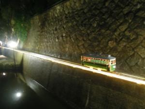 2014 京の七夕 in堀川 路面電車の再現