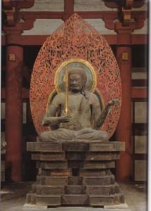 東寺の不動明王