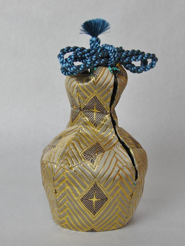 切子の花瓶 仕覆