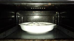ヨーグルトを焼いたらモッツアレラチーズ?