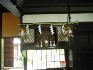 島原の揚屋 角屋