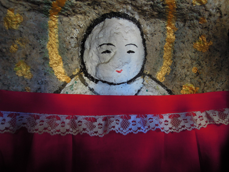 下鴨宮崎町のお地蔵さん~京都の金襴織屋のお地蔵さん見物