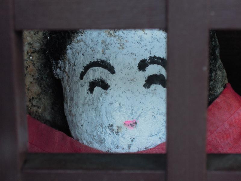 上京区出町通桝形上る後藤町のお地蔵さん