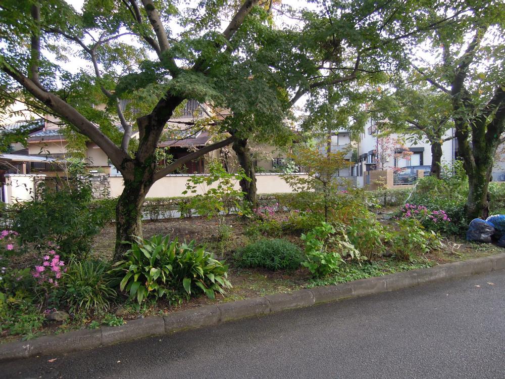 左京区下鴨東半木町のお地蔵さん