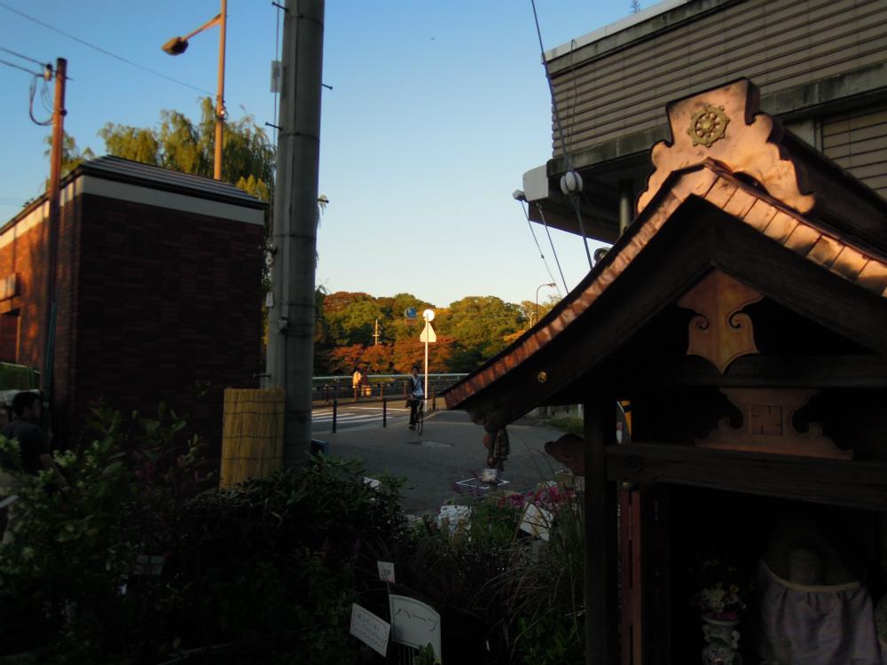 上京区河原町通今出川上る青龍町(タネゲン西)のお地蔵さん