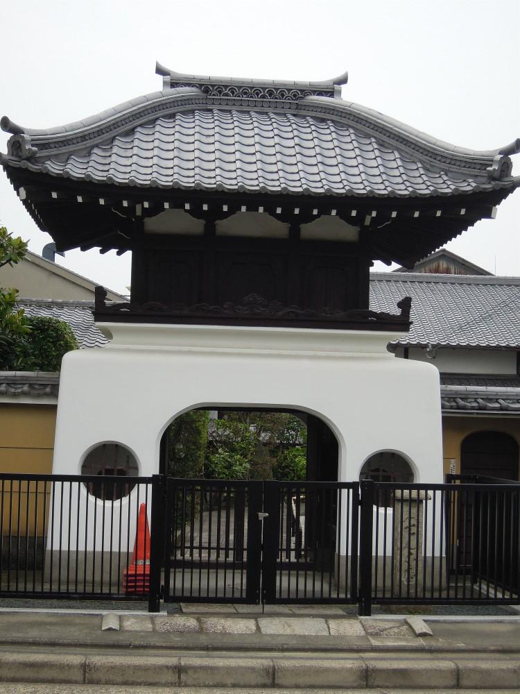 松原通の専故院
