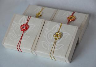 mm金襴織屋の匂い袋の包装