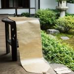 西陣金襴正絹 滴紋様テーブルランナー