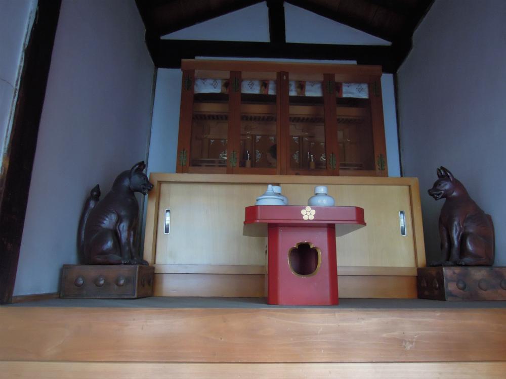 大阪市北区神山町 歯神社 はがみさま