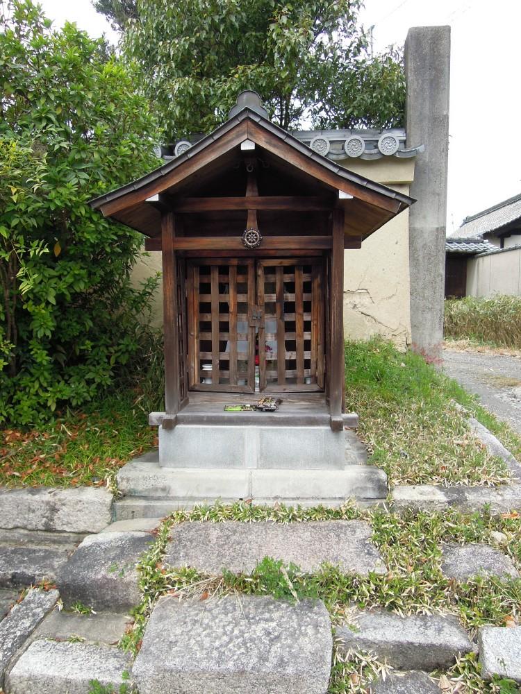 東福寺南門地蔵