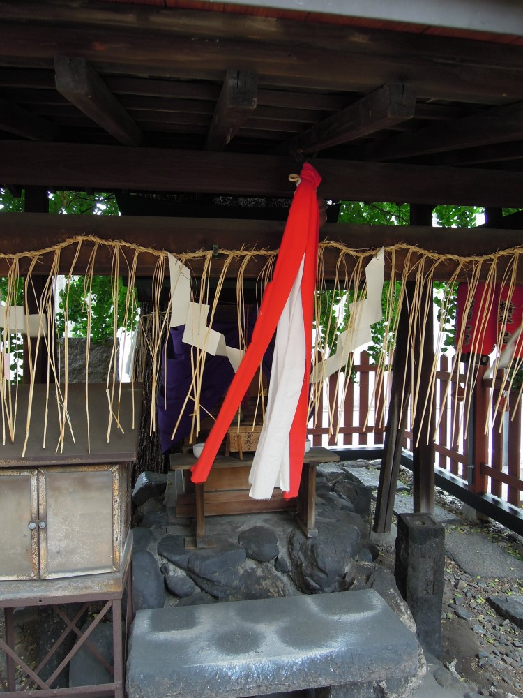 京都島原の大銀杏