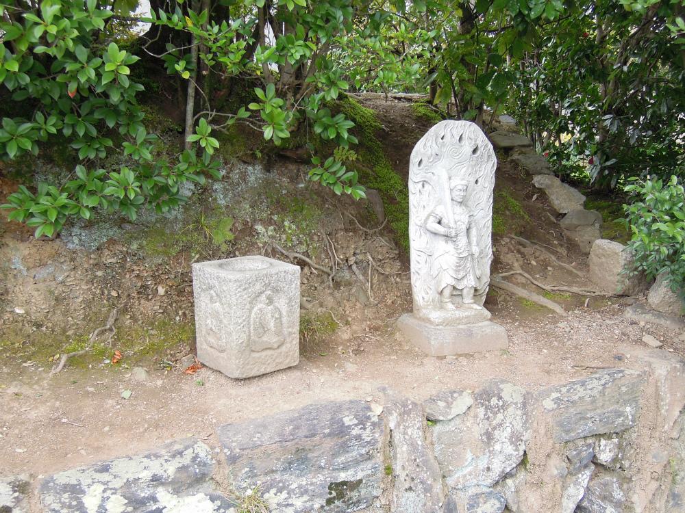 嵯峨嵐山の天竜寺のお地蔵さん