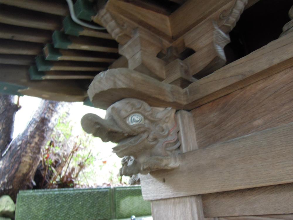 北区有馬町むら玄横 愛宕神社
