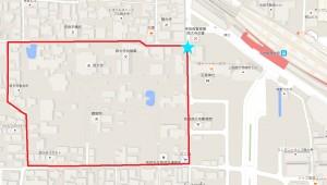 西大寺 Google map