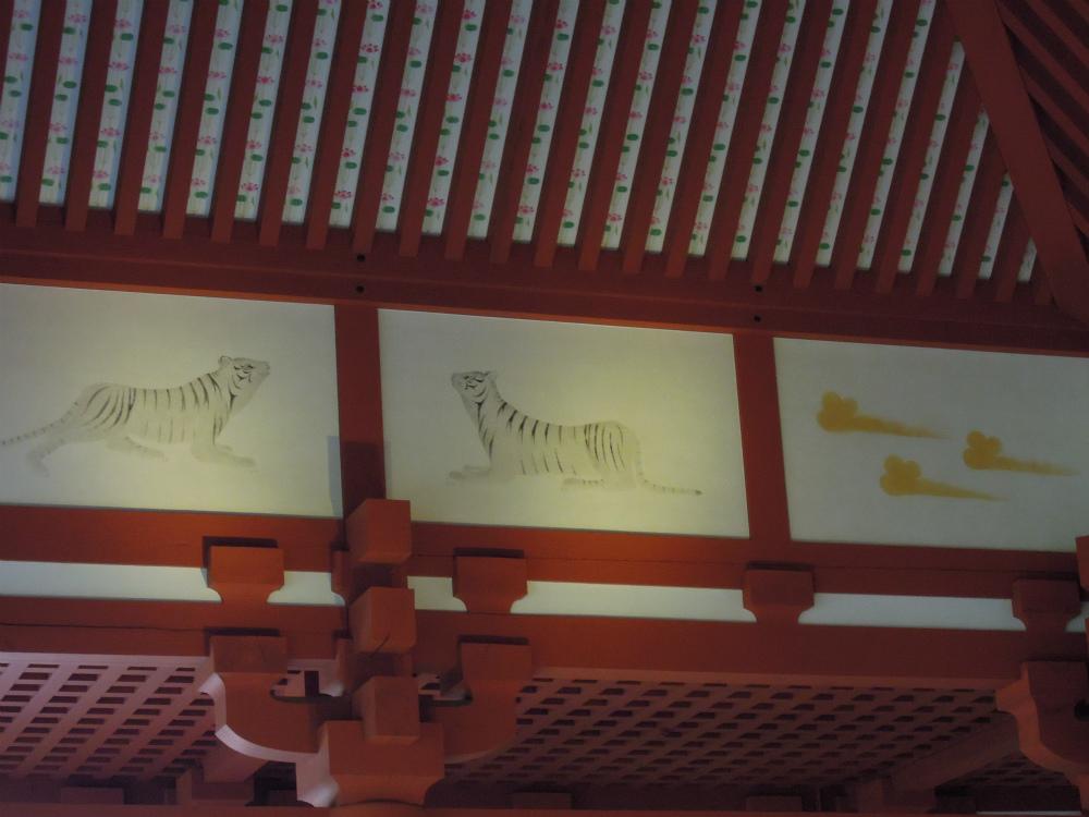 奈良 平城京 第1次大極殿