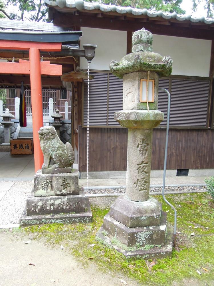 奈良 佐紀 釣殿神社