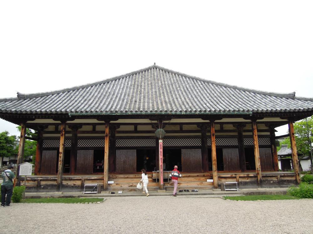 奈良 元興寺